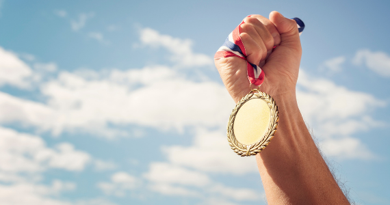Going for gold to achieve your goals